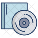 Compact Disc Cd Disc Icon