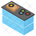 Compact Disc Player Icon