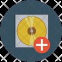 Data Digital Disk Icon