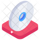 Cd Disk Compact Disk Icon