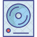Compact Disk Cd Disk Icon