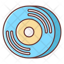 Compact Disk Compact Disc Cd Icon