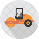 Compactor Vehicle Transport Icon
