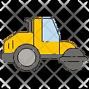 Compactors Construction Vehicle Vehicle Icon