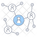 Company Organization Project Management Icon