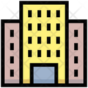 Business Financial Buildings Icon