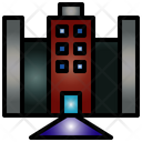 Company Firm Corporation Icon