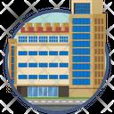 Company Industry Construction Icon