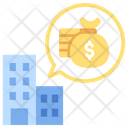 Icompany Budget Company Budget Company Revenue Icon