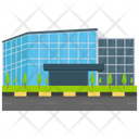 Corporate Office Corporate Business Corporate Headquarter Icon