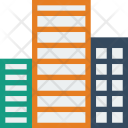 Company Building Office Icon