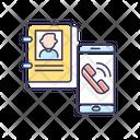 Contact Company Information Icon