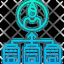 Company Head Icon