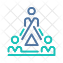 Company Hierarchy Icon