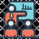 Company Meeting Icon