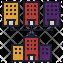 Company Merge Icon