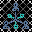Company Organization Icon