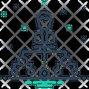 Company Structure Company Structure Icon