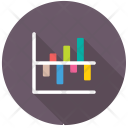 Comparative Bar Chart Icon