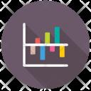 Comparative Bar Chart Icon