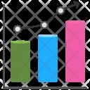 Barchart Analysis Statistic Icon