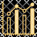 Analytics Graph Chart Icon