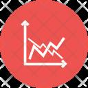 Compare Graph Frequency Icon