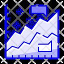 Comparison Graph Icon