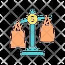 Comparison Shopping Icon
