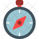 North Direction Journey Icon