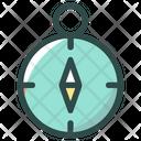 Compas Map Navigation Icon