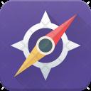 Compass Navigator Gps Icon