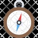 Explore Compass Navigation Icon