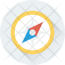 Compass Navigational Gps Icon