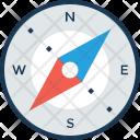 Compass Navigator Nautical Icon