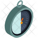 Pocket Watch Compass Icon