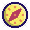 Compass Direction Arrow Icon