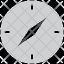 Compass Direction Location Icon