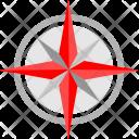 Compass Tourism Nature Icon