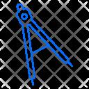 Compass Tool Icon