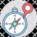 Compass Navigator Navigation Icon
