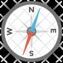 Navigation Compass Gps Icon