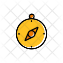 Compass Device Equipment Icon