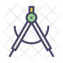Draw Device Drafting Icon