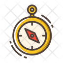 Compass Direction Travel Icon
