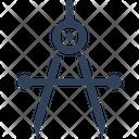 Design Compass Design Element Icon