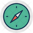 Pointer Compass Navigation Icon