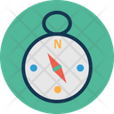 Compass Map Navigation Icon