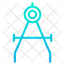 Compass Equipment Drawing Tool Compass Tool Icon