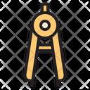 Compasses Compass Divider Icon